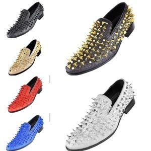 urban fashions inc Shoes - Dress shoes with SPIKES. SPIKE 71/2 - 15. 5 colors
